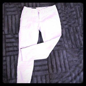 J. Crew white pants